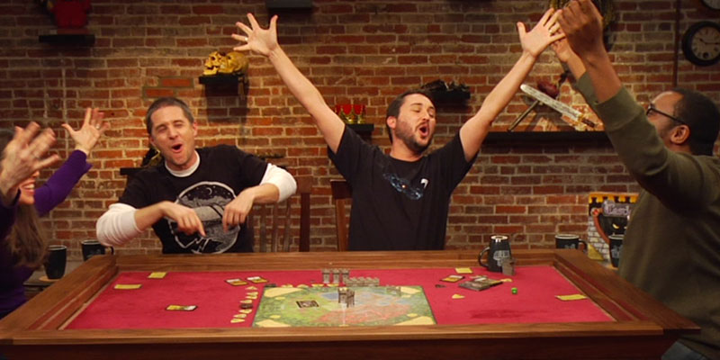 Wil Wheaton hosting TableTop